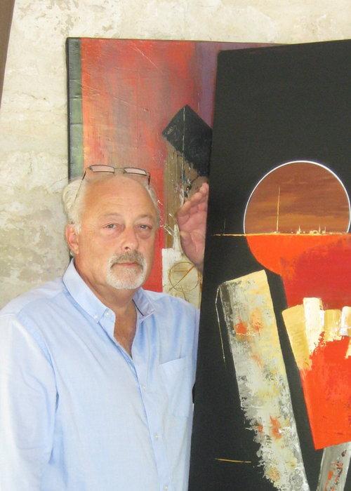 Jean Maurice Silvain : Artiste Peintre contemporain français ...