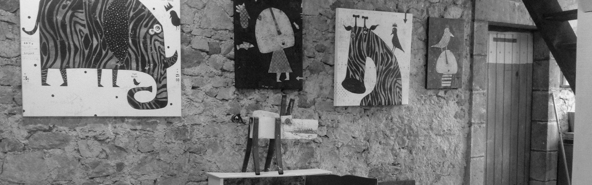 laurent dorchin artiste peintre contemporain fran ais singulart. Black Bedroom Furniture Sets. Home Design Ideas