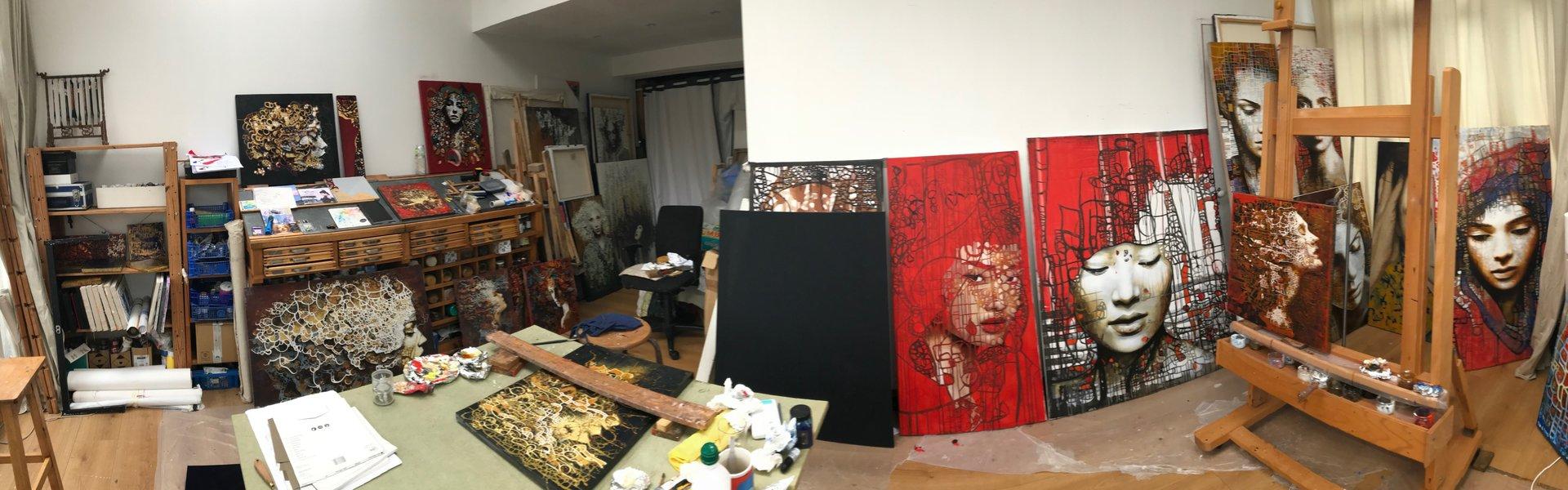 Cote Artiste Peintre Francais line .c : artiste peintre contemporain française - singulart