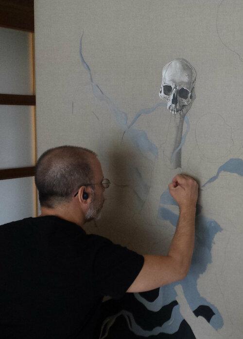 Martín Blanco : Artiste Peintre, Dessinateur contemporain andorran -  Singulart