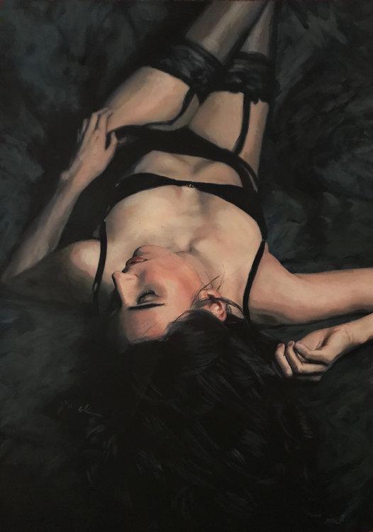 Seasons Of The Soul William Oxer Peinture Acrylique sur Toile
