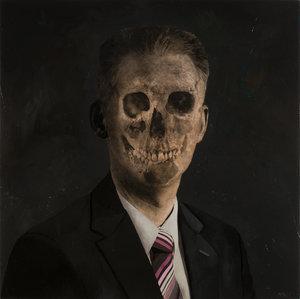 Vandal Casey Mckee Other media Oil on Canvas