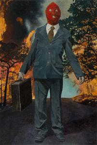 Pervert Casey Mckee Other media Oil on Canvas