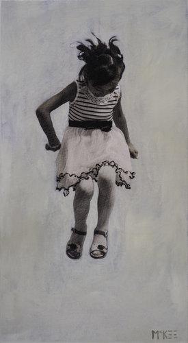 Vacuum Casey Mckee Painting Oil on Canvas