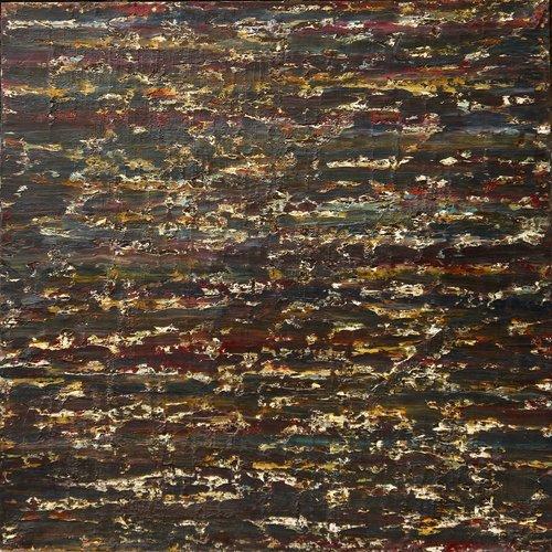 Cicatrice 2 François Husson Peinture