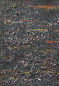 Cicatrice 4 François Husson Peinture