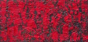 Cicatrice 3 François Husson Peinture