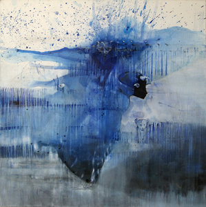 Mrs. Wiflight Vladimir Hristov Painting Acrylic on Canvas