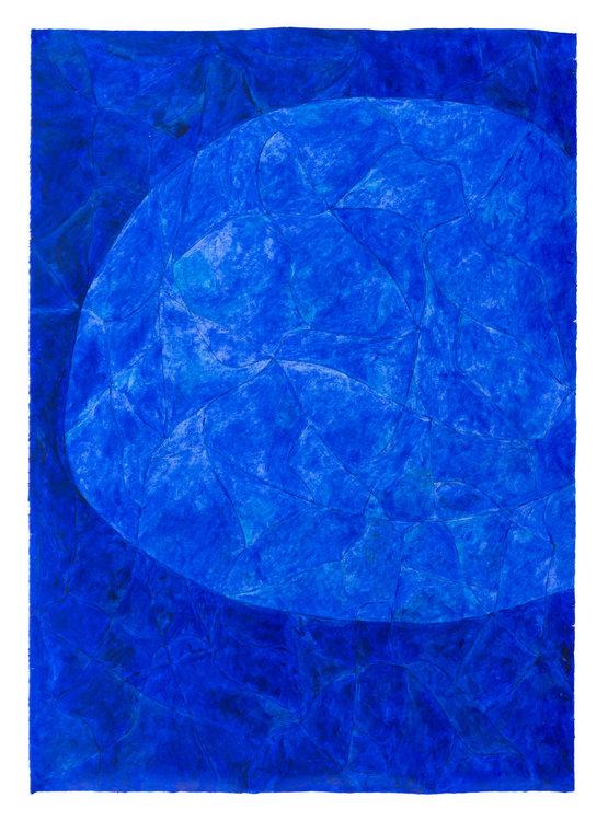 FRAGMENTARIO Adriana Carambia Oeuvre sur papier Acrylique sur Papier