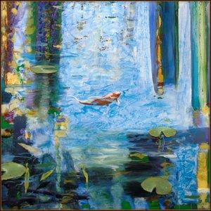 Octave, j'ai une bonne nouvelle, Nemo est revenu, quelle joie ! François Pagé Painting Oil