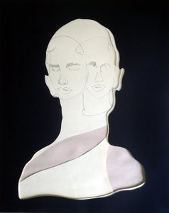 ct11 Stefano Mazzolini Work on paper Charcoal, Ink on Cardboard