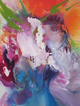 Primavera Mireia Cifuentes Peinture Acrylique sur Toile