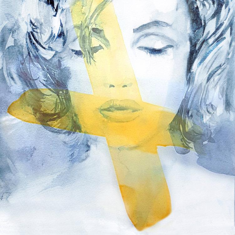 Last Sitting N2 De Maria Bejarano 2018 Peinture Acrylique