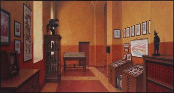 Evolution Andreas M. Wiese Peinture Huile sur Toile