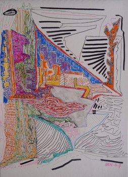Fine art drawings for Sale: Buy contemporary drawings online - Singulart