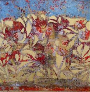Fruits Pascal Honore Peinture Acrylique