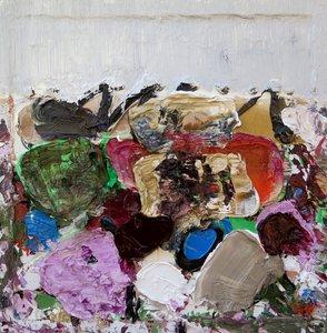 Landscape I Vigintas Stankus Peinture Huile sur Toile