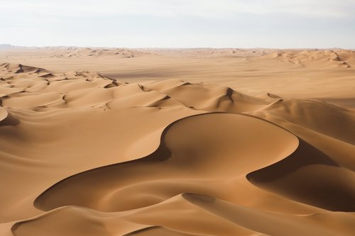 """143 Sacred Site, Dune, Libye, 2006, 26°37'12"""" N 13°13'14"""" E, tirage 5/6, tirage pigmentaire sur papier Hahnemühle. Jacques Pugin Photographie Digital sur Papier"""