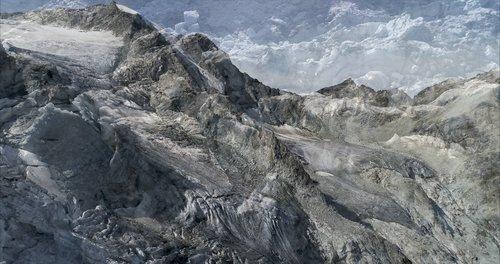 #07 Glaciers Offset, 2017, pigments Ultrachrome sur papier Hahnemühle. 53 x 100 cm. édition sur 6 Jacques Pugin Photographie Digital sur Papier