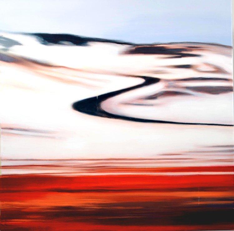 Yinyang Hieronymus Proske Peinture Acrylique sur Toile