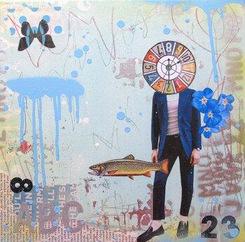 ae143fe23a8bb Lorette C. Luzajic : contemporary Canadian Painter - Singulart