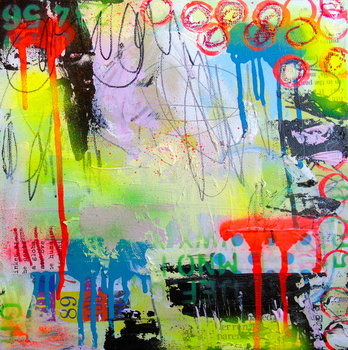6f8cf57129331 Lorette C. Luzajic : Artiste Peintre contemporain canadienne - Singulart