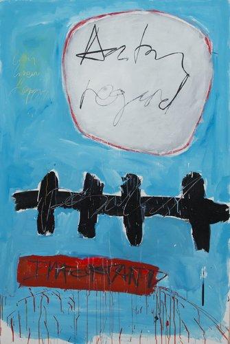 Autre regard Vincent Tagliabue Peinture Acrylique sur Bois