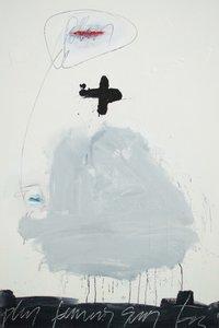 Plus jamais sans toi Vincent Tagliabue Peinture Acrylique sur Bois