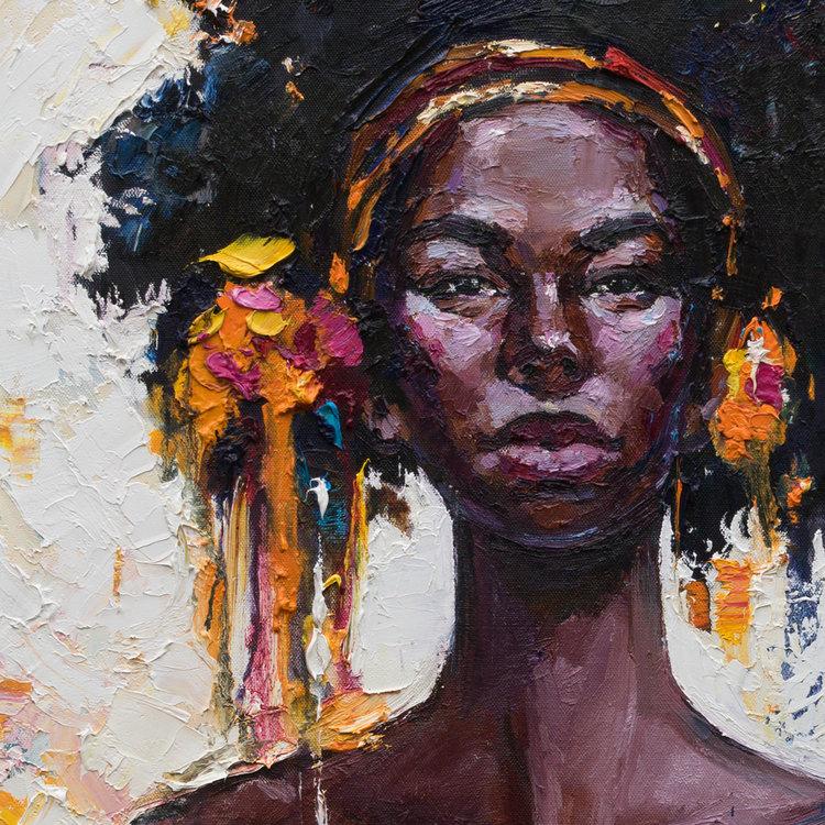 Pin by Claire Allen🧿 on a r t | Black art, Black artwork
