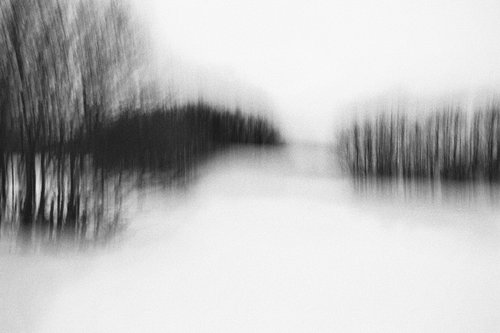 Silence William Guilmain Photography Digital on Paper
