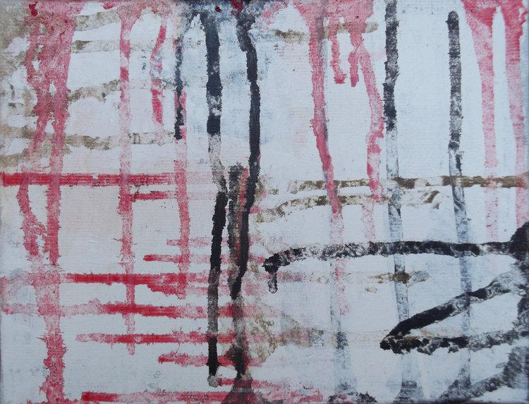 Sin título Jesús Movellán Painting Oil on Canvas