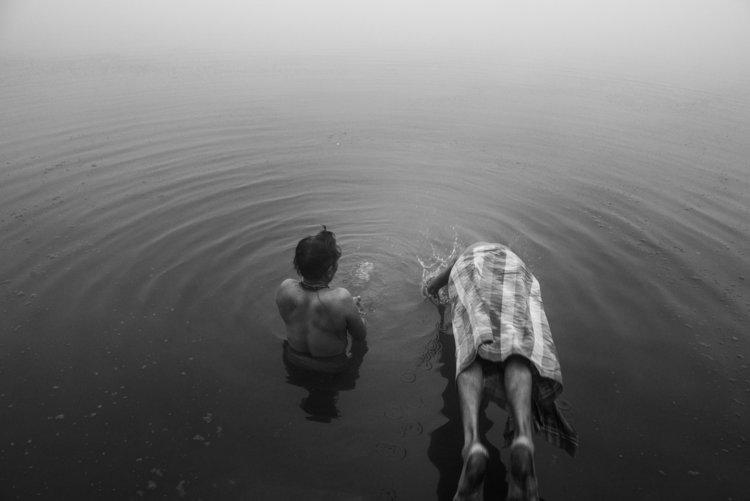 The Rite Szymon Barylski Photographie Digital sur Papier