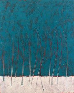 Tennyson 2 Claire Moog Peinture Huile sur Toile