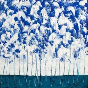 Esthesie 51 Claire Moog Peinture Huile sur Toile