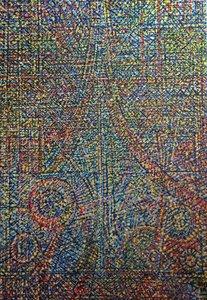 L'EIFFEL HST Denis Brasil Peinture Huile sur Toile