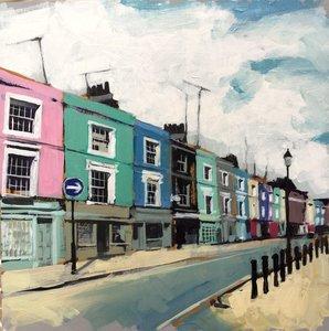 Portobello Road W11 (study) SOLD