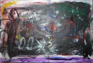 Treize/13 Lumina Wang Malerei Öl