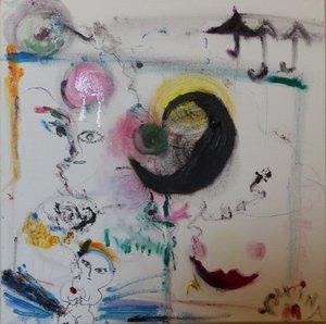 My Revolution Lumina Wang Malerei Öl