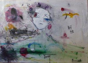 Réconciliation Lumina Wang Drawing