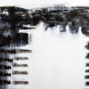 Saudade Gina Parr Painting Acrylic, Oil, Charcoal on Canvas