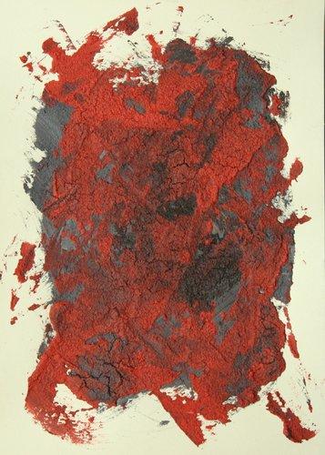 untitled Bilal Chahal Oeuvre sur papier