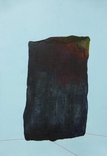 Body and Odyssée 2001 Rémi Delaplace Peinture Acrylique sur Toile