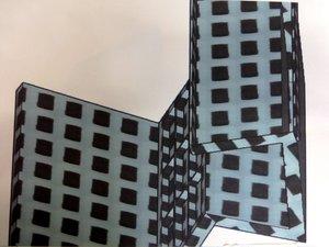 Facades Rémi Delaplace Impression Encre sur Papier
