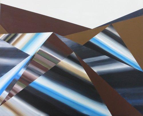 Regard convexe Rémi Delaplace Peinture Acrylique sur Toile