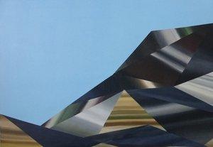 Sensations et qualias Rémi Delaplace Peinture Acrylique sur Toile