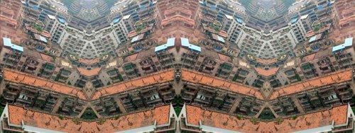 Foshan roofs John Brooks Photography