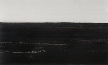 ohne Titel Mi-Kyung Lee Malerei Öl auf Leinwand