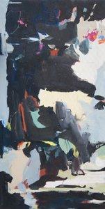 Selva Bananito Beate Köhne Malerei Öl auf Leinwand