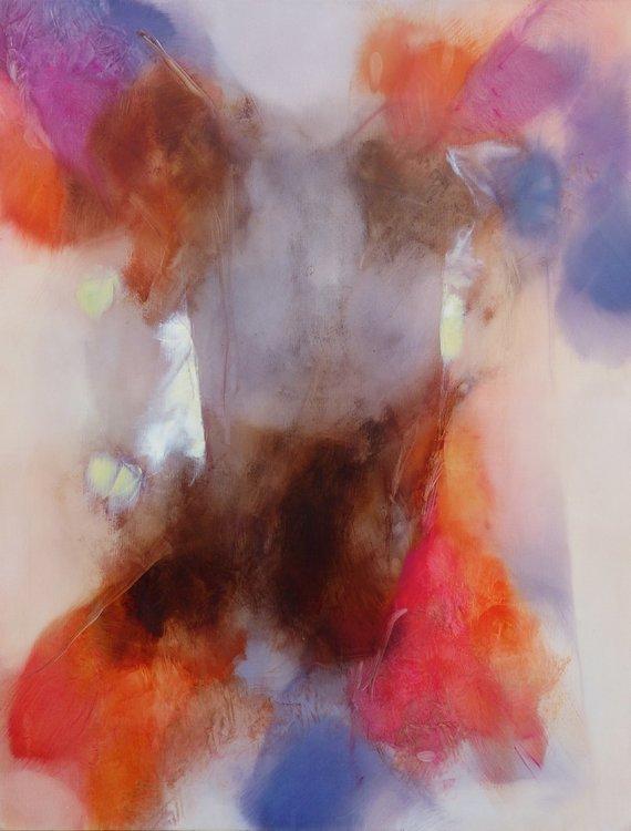 Insurrection 1 Frédéric Belaubre Peinture Huile sur Toile