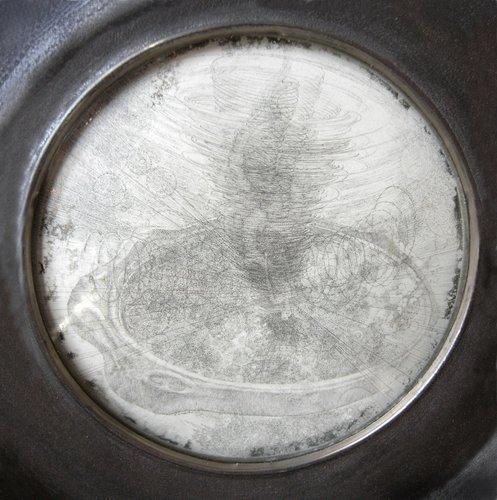 The Anastrophic Mirror Paul Hazelton Painting
